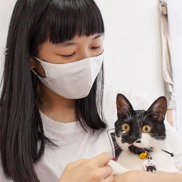 *【來一個口罩】JOYOUNG台灣紡織大廠製造 超防禦銅纖維口罩