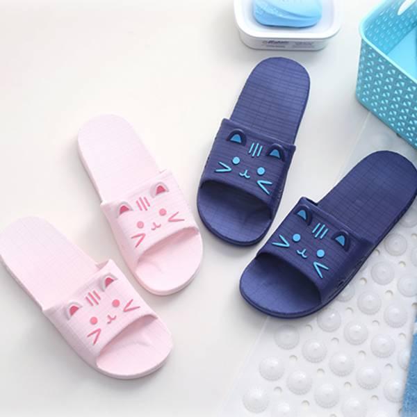 【浴室的好夥伴】浴室拖鞋 浴室拖,貓拖鞋,防滑,止滑