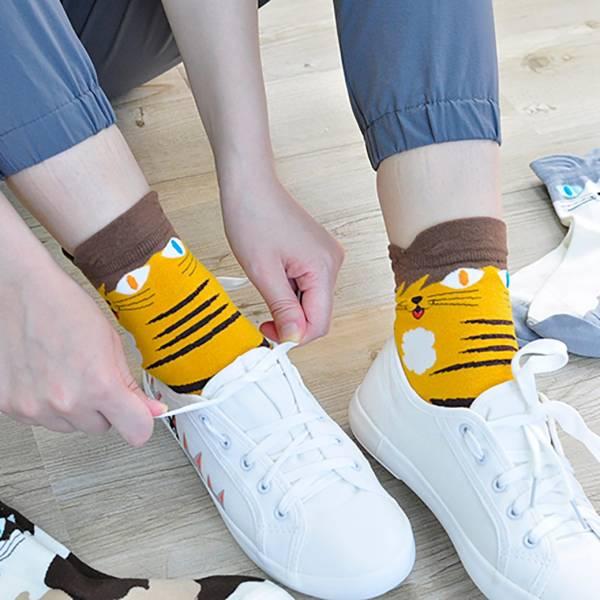 【穿上賊頭賊貓】襪子