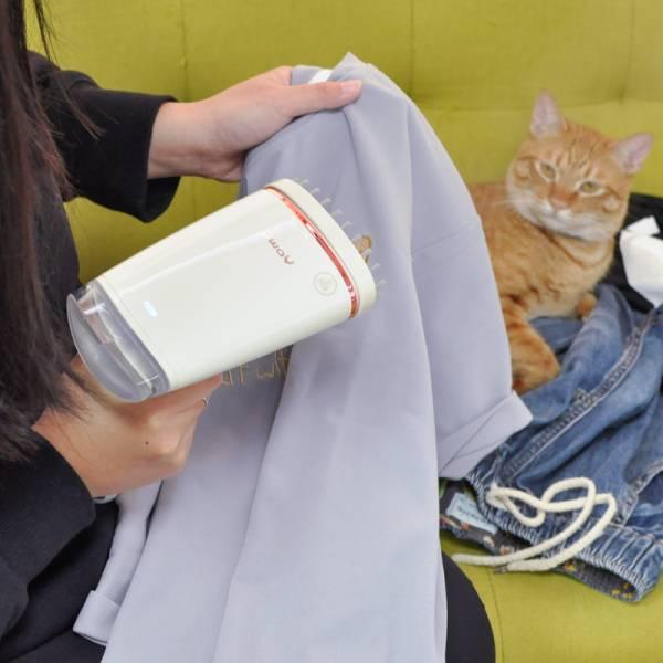 【整整齊齊穿出門】Jway×貓樂園 子母水箱手持掛燙機 Jway掛燙機