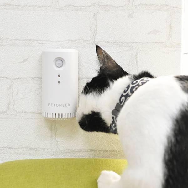 【貓砂不再臭】Petoneer 智能除臭(保固半年) 貓砂除臭,貓尿,貓屎