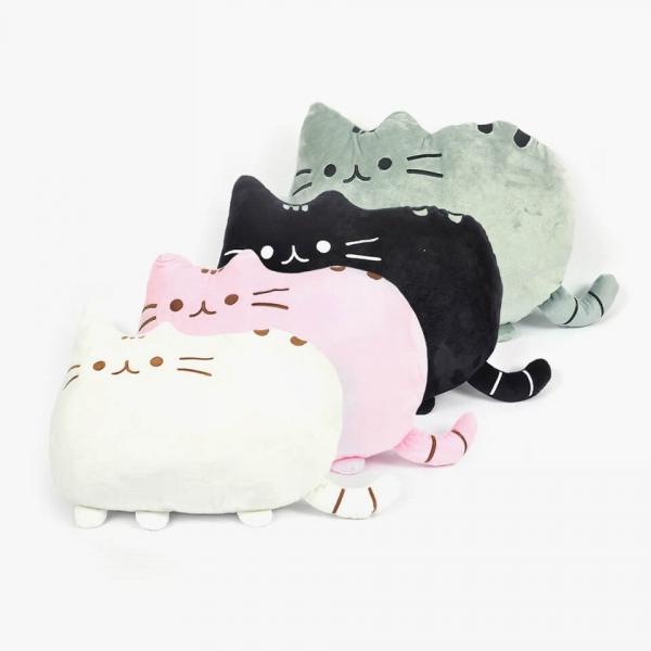 麻糬貓療癒抱枕