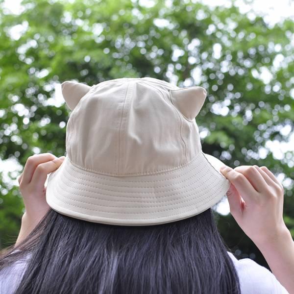 【戴頂貓子釣魚去】漁夫帽