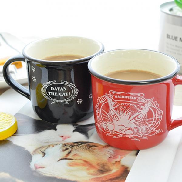 *【貓奴的咖啡時光】達洋貓咖啡杯