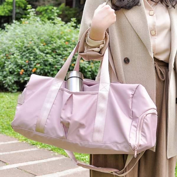 *【乾濕分離好方便】防水 運動 外出 手提包 旅行袋,大容量,方便,輕鬆