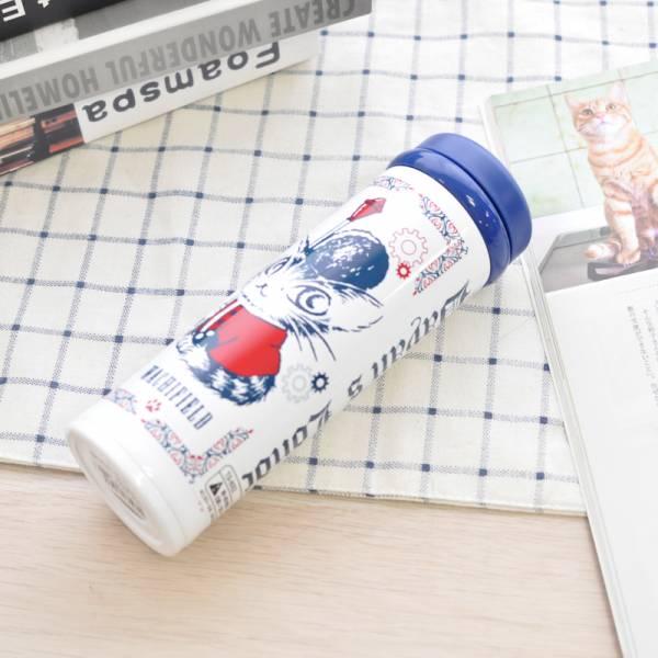【環保就用保溫保冷瓶】 達洋貓輕量不鏽鋼保溫保冷瓶