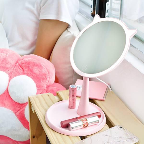【魔鏡阿魔鏡】化妝鏡 化妝鏡、梳妝台、桌上立鏡