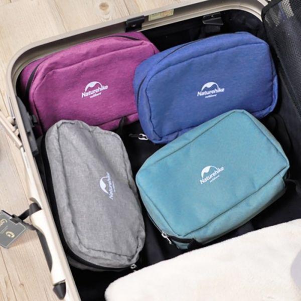 【一包輕鬆帶出門】防水立體盥洗包