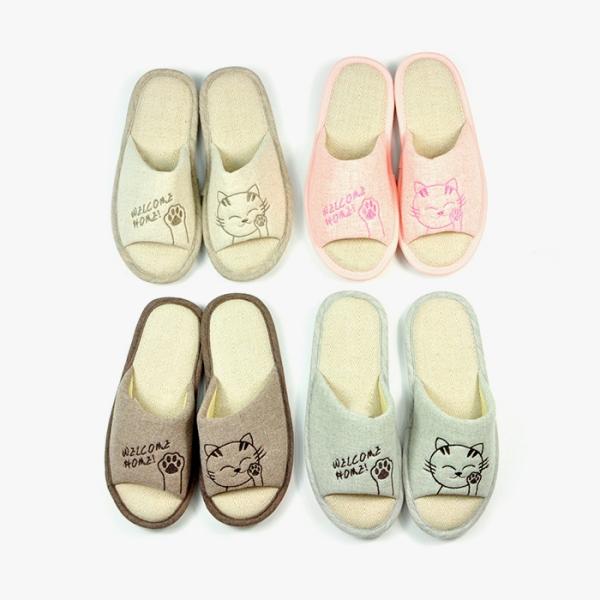 #【踏入家前穿主子】室內拖鞋 拖鞋