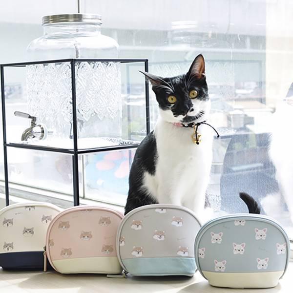 【貓兒替你收好收滿 】日本收納包