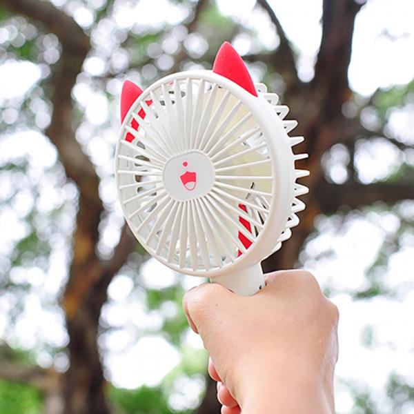*【夏日吹涼涼】貓耳電風扇