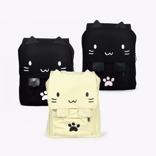 【小萌貓出遊去】後背包
