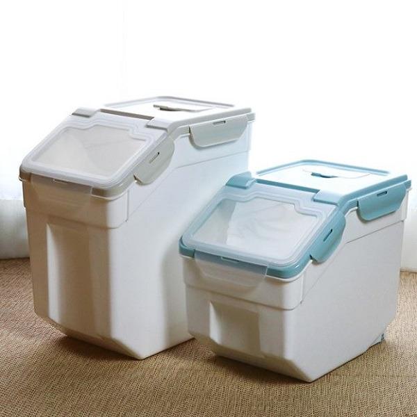 【守護毛小孩的飼料】飼料保鮮桶