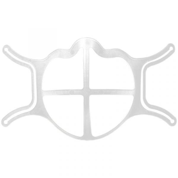 最低一件$35【戴口罩好需要】高輕量 第九代 食品級矽膠 口罩支架 口罩架 口罩支架 3D立體口罩支撐架 食品級矽膠 透氣 防脫妝 防口紅沾污 防眼鏡起霧 防悶熱