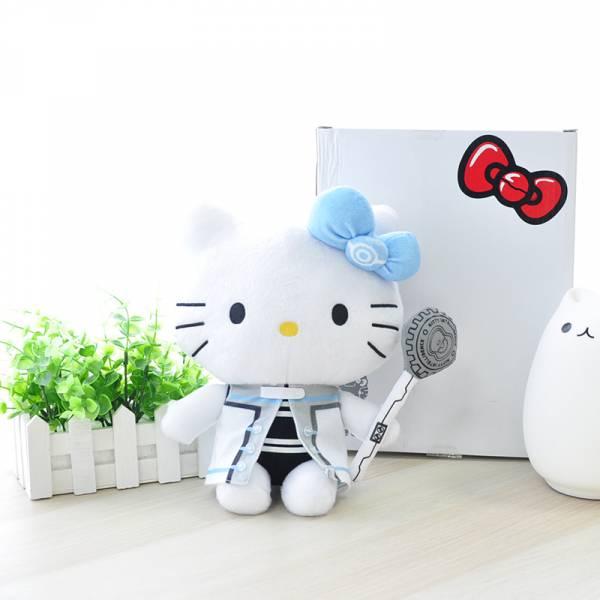 正版凱蒂貓 Robot 中型玩偶