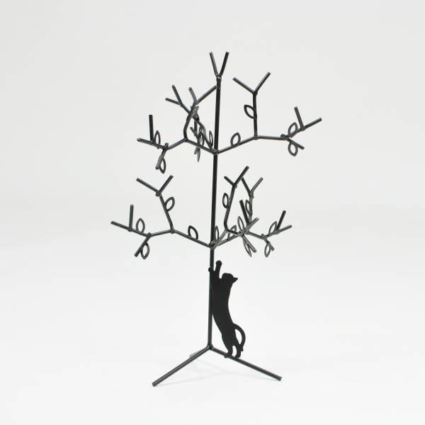 【想要爬到樹頂上】飾品架 貓樂園,創意市集,貓,吊飾架