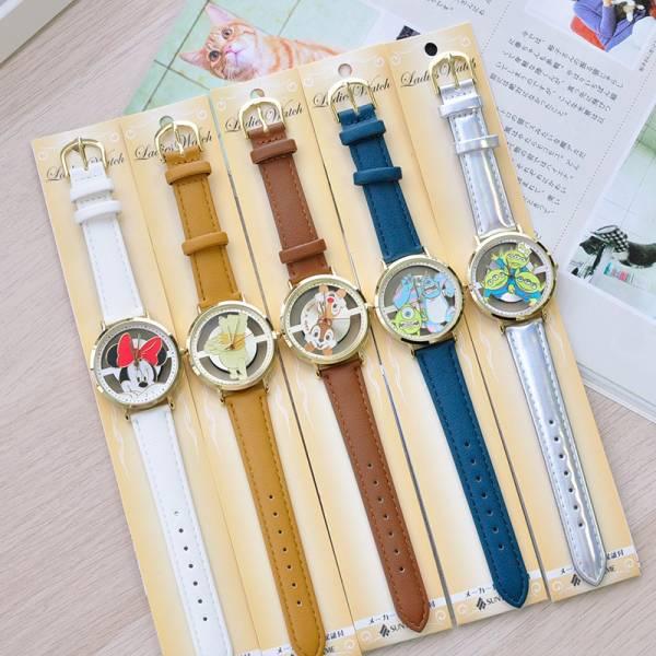 *【 迪士尼迷用的錶】日本迪士尼手錶