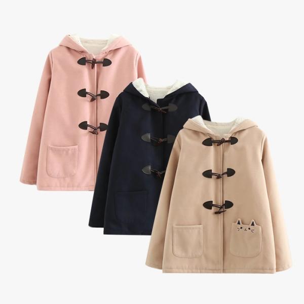 【酷寒中求貓衣】外套 外套