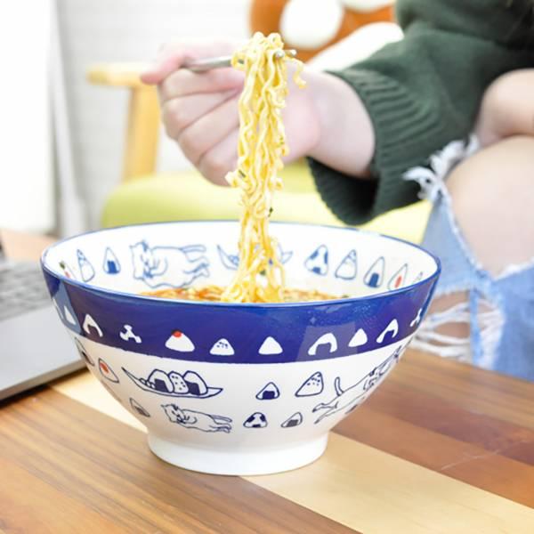 【泡麵就用大碗公】泡麵碗 貓咪泡麵碗,貓咪大碗公,大碗公