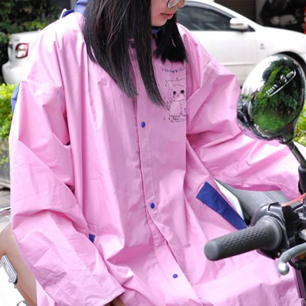 【梅雨季的騎車萌物】機能雨衣