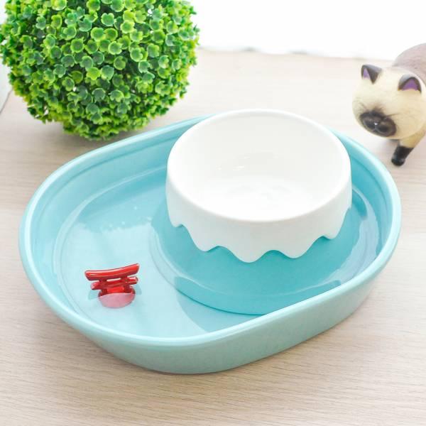 【食物的神之領域】富士山防蟻碗組