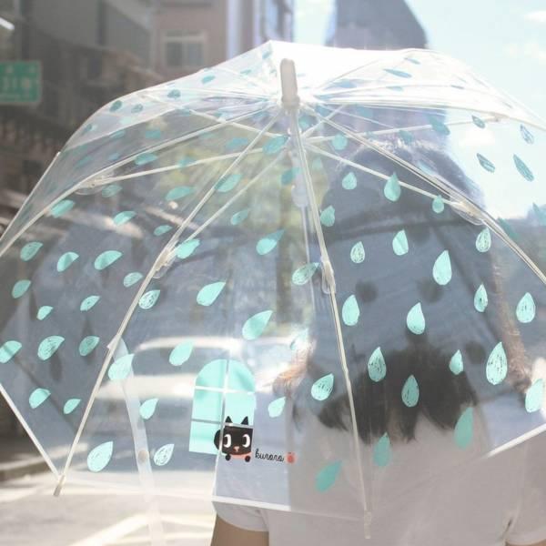 *【Kuroro幫你撐傘】Kuroro 貓手止滑傘-孩童傘