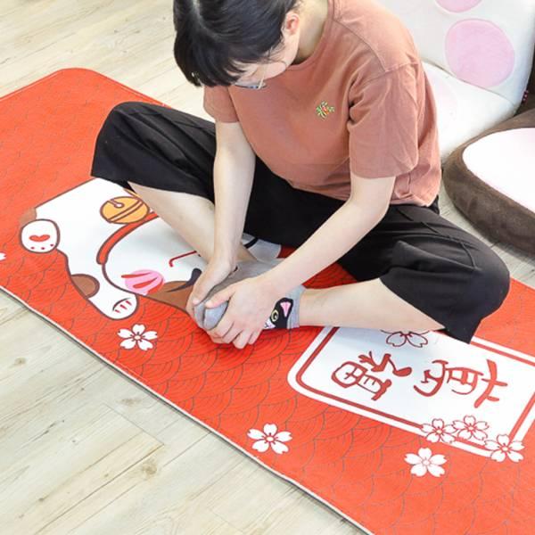 【運動墊隻喵】貓咪多功能地墊 多功能地墊,瑜珈墊,地毯