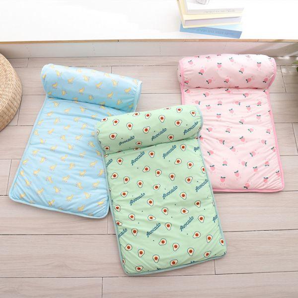【躺一下涼爽爽】夏季水果冰絲涼感寵物墊