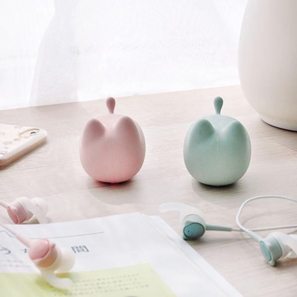 「聽歌就想戴耳機」耳機禮盒組 貓耳機、造型耳機、有線耳機