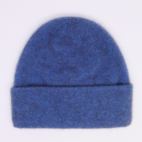 紐西蘭貂毛羊毛帽*藍灰色*雙層保暖帽男用女用 毛帽,保暖帽,羊毛帽,保暖帽推薦,保暖帽登山