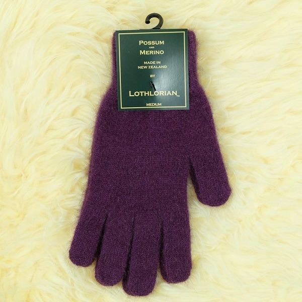 【紫莓】紐西蘭貂毛羊毛手套保暖手套 高保溫輕量男用手套女用手套 羊毛手套,保暖手套,保暖 手套 推薦,防寒手套,手套女