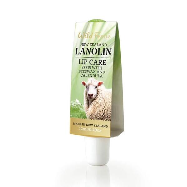 綿羊油日間滋養護唇膏SPF15(添加金盞花、蜂蠟) 護唇膏,綿羊油護唇膏,唇部乾燥,唇脫皮,嘴唇乾裂