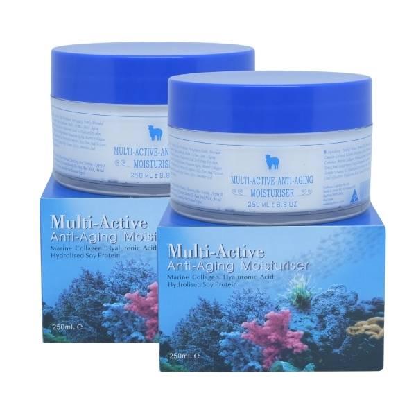 【二瓶組】 Southrom海洋膠原蛋白面霜250g 綿羊油,澳洲綿羊油,保濕面霜