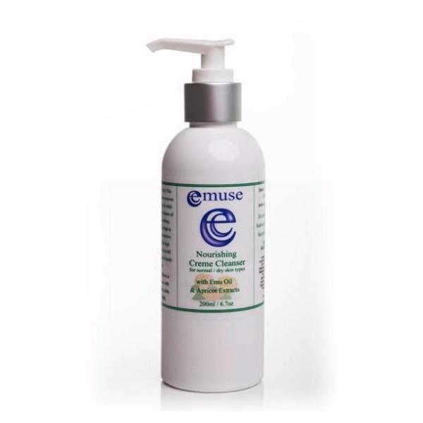 Emu鴯鶓油卸妝乳200ml中乾肌/敏感肌卸妝 卸妝,卸妝乳,敏感