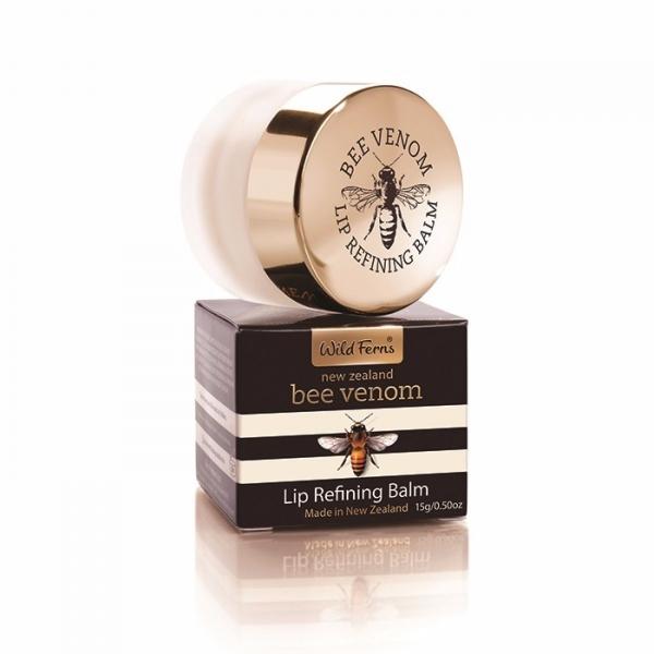 皇室賦活蜂萃豐潤護唇膏15g(撫平細紋、飽滿) 護唇膏,天然護唇膏,蜂蠟護唇膏