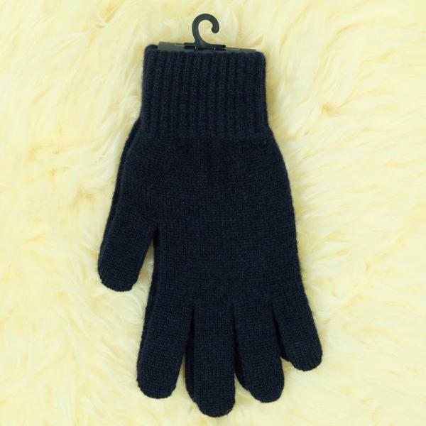 深藍色男用女用紐西蘭美麗諾純羊毛手套 登山旅遊居家外出保暖手套推薦 羊毛手套,純羊毛手套,保暖手套,保暖 手套 推薦,防寒手套