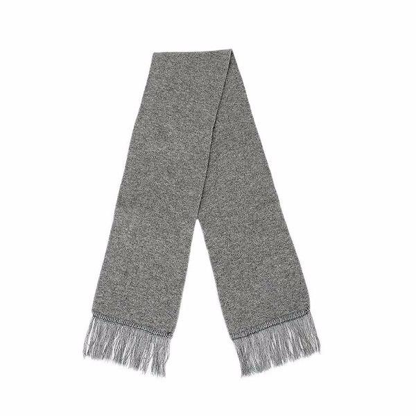 灰色紐西蘭美麗諾100%純羊毛圍巾 雙層厚款防寒保暖圍巾女圍巾男 保暖圍巾,純羊毛圍巾,羊毛圍巾,圍巾,羊毛圍巾推薦