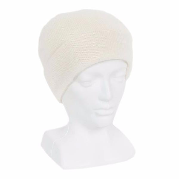 米白100%紐西蘭純美麗諾羊毛帽 雙層純羊毛保暖帽登山帽男用女用 羊毛帽,保暖帽,登山帽,毛帽,羊毛配件