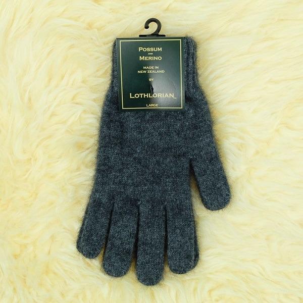 【炭灰】紐西蘭貂毛羊毛手套保暖手套 高保溫輕量男用手套女用手套 羊毛手套,保暖手套,防寒手套,手套男,手套女