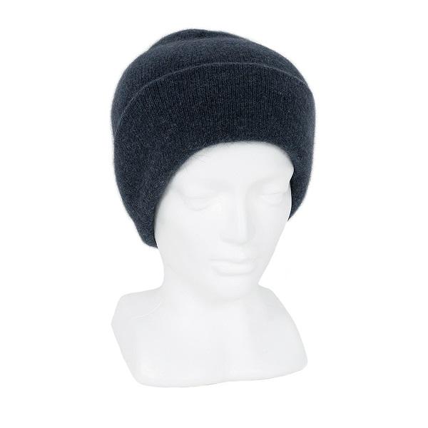 紐西蘭貂毛羊毛帽*丹寧色*雙層保暖帽男用女用 毛帽,保暖帽,羊毛帽,保暖帽推薦,保暖帽登山