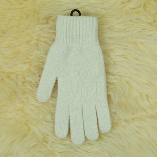 米白色男用女用紐西蘭美麗諾純羊毛手套 登山旅遊居家外出保暖手套推薦 羊毛手套,純羊毛手套,保暖手套,羊毛手套推薦