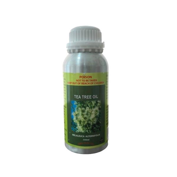 澳洲純茶樹精油500ml專業鋁罐經濟超大瓶 茶樹精油,澳洲茶樹精油