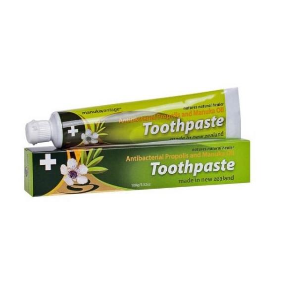 紐西蘭麥蘆卡茶樹蜂膠牙膏100g
