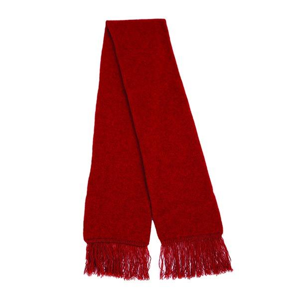 【深紅色】雙層紐西蘭貂毛羊毛圍巾 男用女用保暖圍巾 圍巾,保暖,羊毛,保暖圍巾,羊毛圍巾