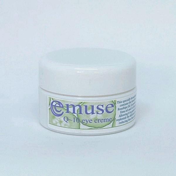 Emu鴯鶓有機超保水彈力眼霜20g q10,眼霜推薦,眼霜,好用眼霜,鴯鶓油