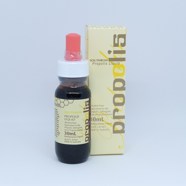 (無酒精)澳洲Southrom蜂膠20%滴劑30ml 蜂膠,蜂膠滴劑,澳洲蜂膠