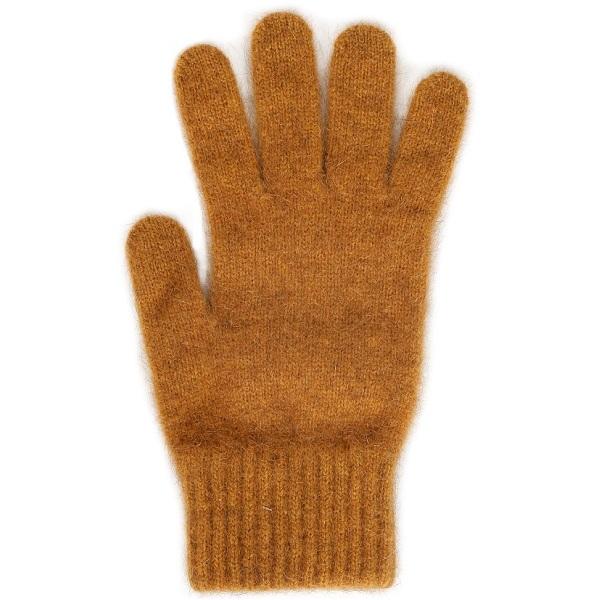 【金色】紐西蘭貂毛羊毛手套保暖手套 羊毛手套,保暖手套,防寒手套,手套男,手套女