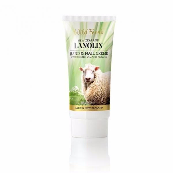 綿羊油滋潤護甲護手霜85ml含玫瑰果油 綿羊油,護手霜,護手霜推薦,護手霜,滋潤護手霜