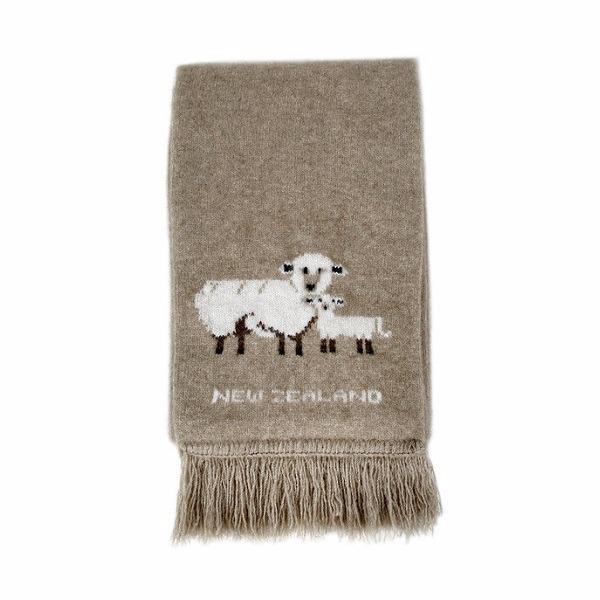 羊咩咩【奶茶】雙層紐西蘭貂毛羊毛圍巾 雙層厚款保暖圍巾男用女用 圍巾,圍巾推薦品牌,保暖圍巾,羊毛圍巾,保暖防寒