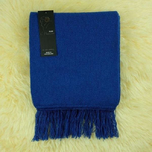 寶藍色紐西蘭美麗諾100%純羊毛圍巾 雙層厚款防寒保暖圍巾女圍巾男 保暖圍巾,純羊毛圍巾,羊毛圍巾,圍巾,羊毛圍巾推薦